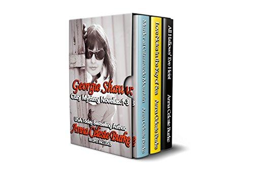 Amazon Georgie Shaw Cozy Mystery Series Novellas 1 3 Ebook