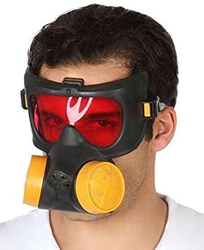 Atosa - B.Sol/ Mascara antigas 30x24 cms