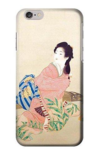 R0889 Japan Art Kimono Case Cover For IPHONE 6 ()