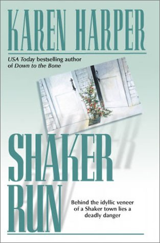 book cover of Shaker Run
