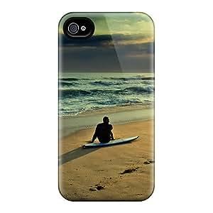 Mwaerke JuKYqpl8777HMbYr Case Cover Iphone 4/4s Protective Case With My Friend