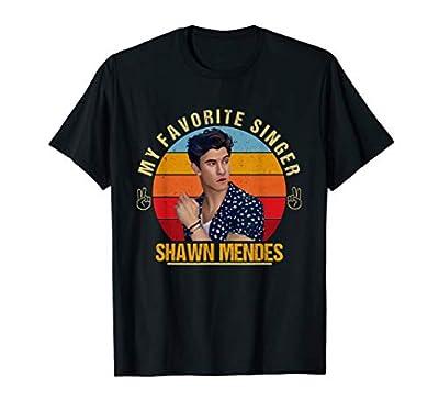 Mendes Gift Shawn T-Shirt Vintage For Men Women Kids T-Shirt