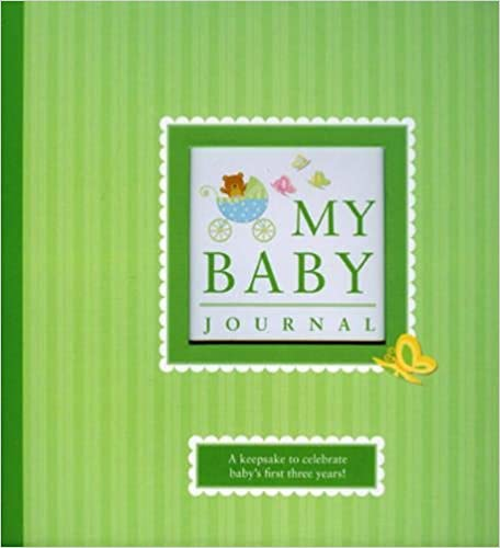 3b97711103fd My Baby Journal  A Keepsake for Baby s First Three Years Jou Spi Edition