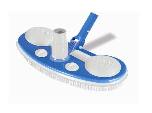 Swimline 8135 Hydro Release Valve Weighted Vacuum, Blue