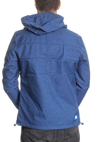 Superdry Sport Homme De Veste Bleu Windtrekker TqqgY6w7