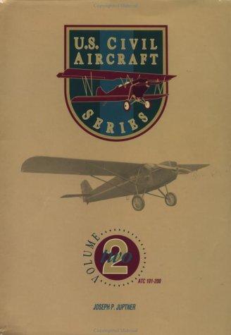 U.S. Civil Aircraft Series, Vol. 2