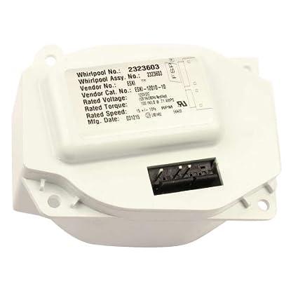 amazon com whirlpool wp2323603 auger motor home improvement rh amazon com