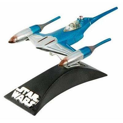 Naboo Fighter (Star Wars Titaniums Series Die Cast Naboo Patrol Fighter)