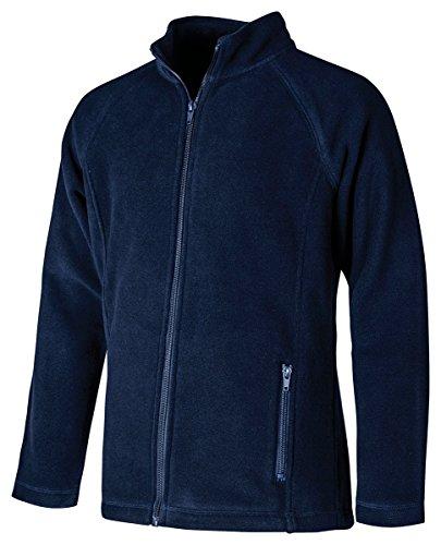(Classroom School Uniforms Junior Fitted Polar Fleece Jacket, Dark Navy, Small)