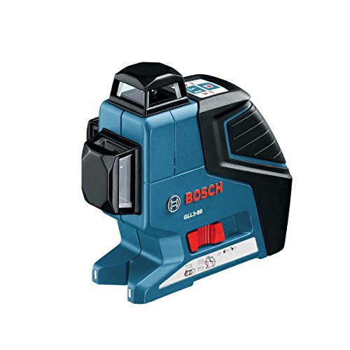 (Bosch GLL3-80 3 Plane Leveling-Alignment Laser)