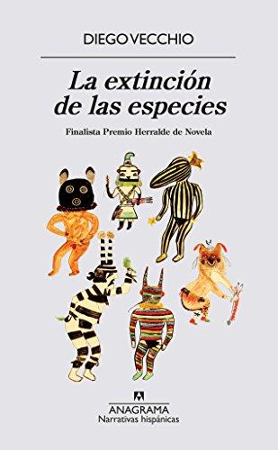 La extincion de las especies (Spanish Edition) [Diego Vecchio] (Tapa Blanda)