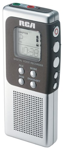 RCA RP5012 16MB Digital Voice Recorder