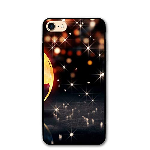 iPhone 8/8s Case Earth Background Loop Animation Anti-Scratch