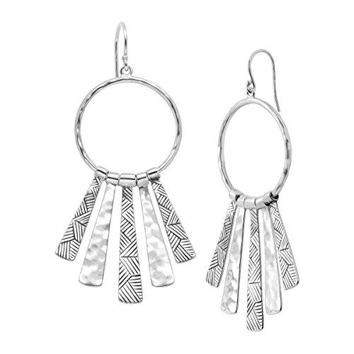 Silpada Sterling Silver Drop Earrings product image