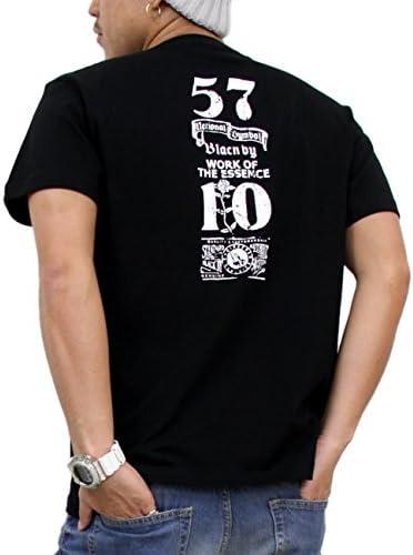 tシャツ メンズ 大きいサイズ 半袖 ストリート系 プリント t-シャツ cfst2925