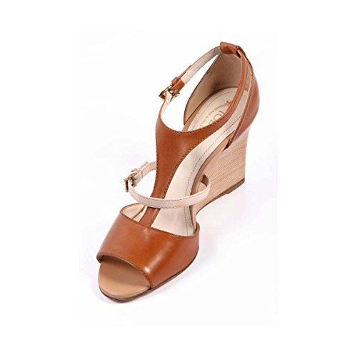 Sandalo Da Donna Tods Xxw0rd0g8201g9191u Marrone