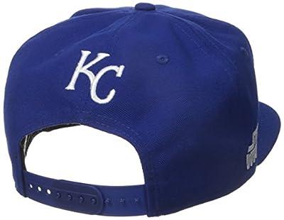 New Era Cap Men's Logo Swipe Kansas City Royals Star Wars 9Fifty Snapback Cap