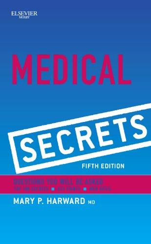 Medical Secrets Pdf