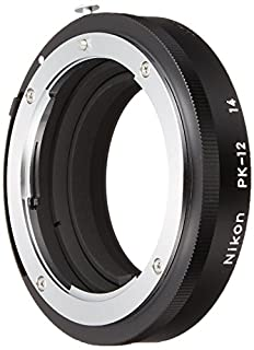 Nikon Pk-12 Auto Extension Ring (B00009R91K) | Amazon price tracker / tracking, Amazon price history charts, Amazon price watches, Amazon price drop alerts