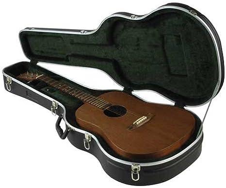 SKB Dreadnought Economy - Maleta para guitarra acústica: Amazon.es ...