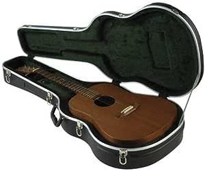 SKB Dreadnought Economy - Maleta para guitarra acústica: Amazon.es: Instrumentos musicales