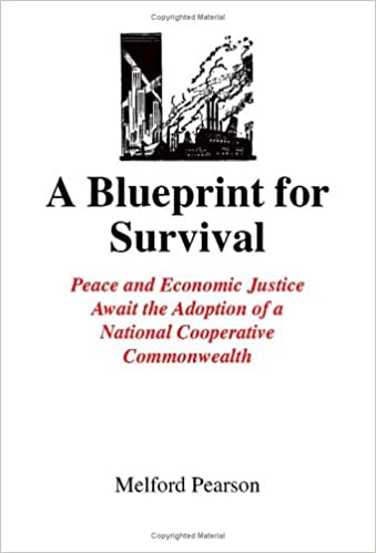 A blueprint for survival melford pearson 9781553692591 amazon a blueprint for survival melford pearson 9781553692591 amazon books malvernweather Choice Image
