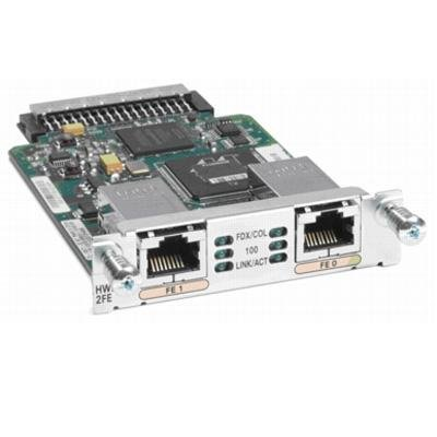 Cisco 2-Port Fast Ethernet High Speed WIC