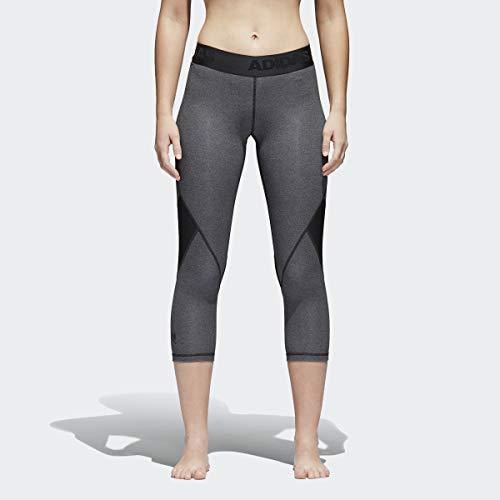 adidas Womens Alphaskin Sport 3/4 Length Tights
