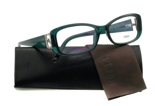Fendi Eyeglasses F 976R OCEAN BLUE 425 ()