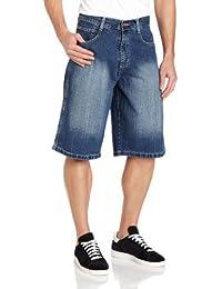 Southpole Men's Core Denim Short