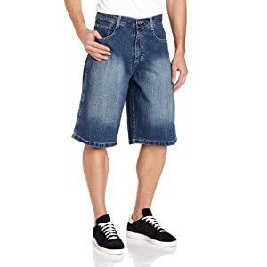 Southpole Men's Regular Fit Shorts (Ym/Bt)