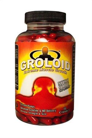 Goliath Labs Groloid de masse musculaire extrême, 90 capsules