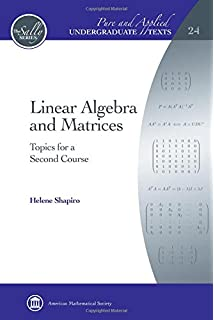 Advanced linear algebra second edition textbooks in mathematics linear algebra and matrices topics for a second course pure and applied undergraduate texts fandeluxe Image collections
