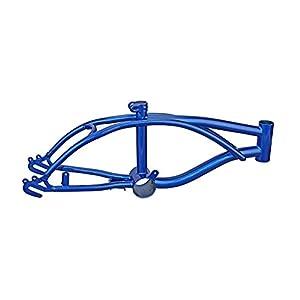 "12"" Lowrider Frame blue"