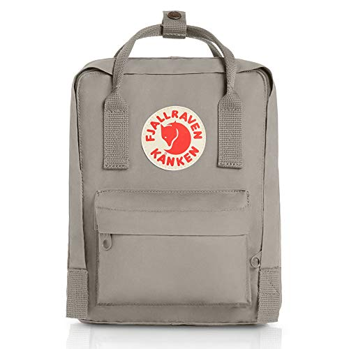 Fjallraven - Kanken Mini Classic Backpack for Everyday, Putty (Putty Top)