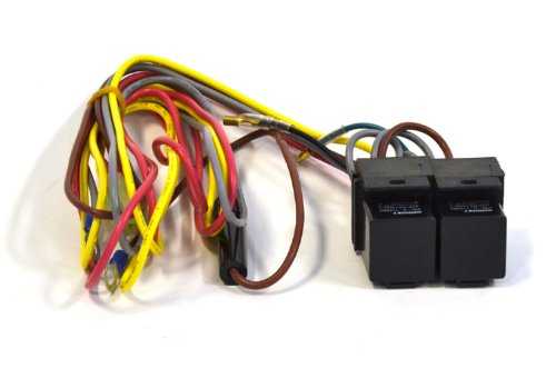 WARN 68194 Plow Actuator Relay Assembly Kit