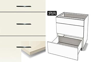 Premium-Ambiente AGRHPA02 Unterschrank 3-Schubladen soft closing ...