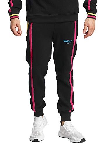 Sidney Homme Noir Shorts amp; Pantalons Ünkut Jogging zTqX1ww