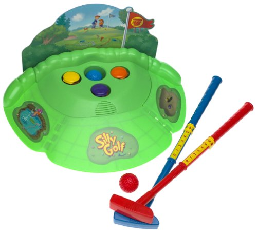Silly Golf by Hasbro