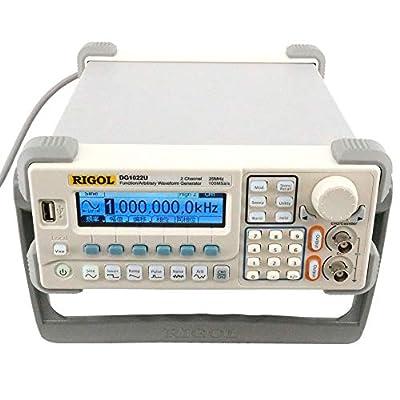 Graigar DG1022U Signal Generator 2 Channel 25 MHz Arbitrary Waveform Signal Generator Analyzer