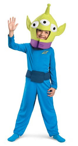 Alien Classic Child Costume