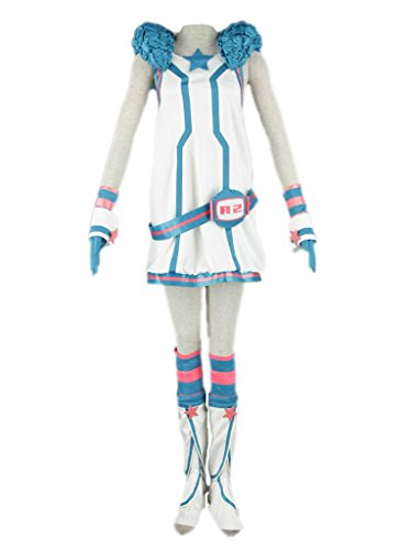 Mufou (Miki Vocaloid Cosplay Costume)