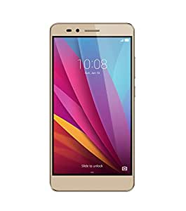 Honor 5X  unlocked smartphone, 16GB Sunset Gold (US Warranty)