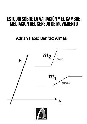 Estudio sobre la variación y el cambio: mediación del sensor de movimiento (Spanish Edition