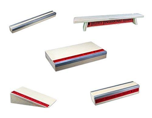 Fingerboard Ramp Starter Kit 1 by Filthy Fingerboard Ramps