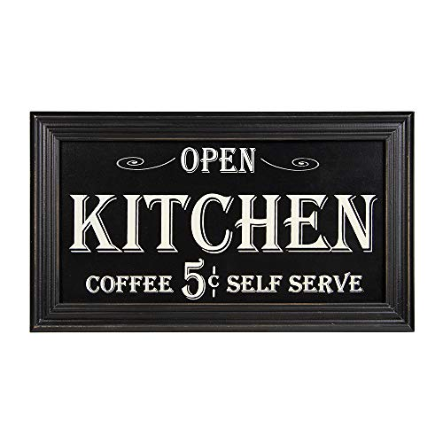coffee sign black - 3