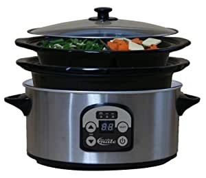 BDY SCO-62P 16 oz. Slow Cooker Mate
