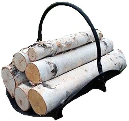 Amazon Com Wilson Enterprises Decorative White Birch Log Set For