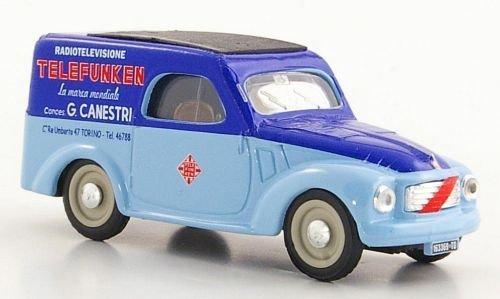 envio rapido a ti Fiat 500 C Belvedere, Telefunken service, service, service, 1950, Model Coche, Ready-made, Brumm 1 43 by FIAT PRODUCTS  Para tu estilo de juego a los precios más baratos.