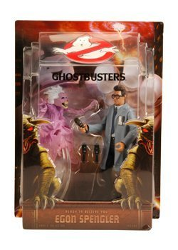 Mattel Ghostbusters Exclusive 6 Inch Action Figure Egon Spen